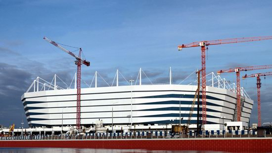 Kaliningrad Stadium in Kaliningrad, Russia, photo 1