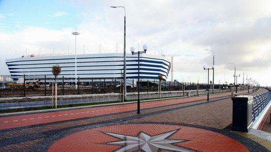 Kaliningrad Stadium in Kaliningrad, Russia, photo 2