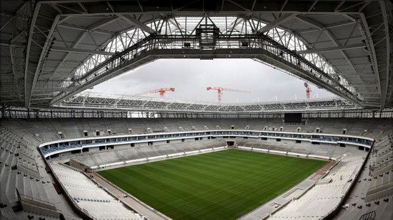 Kaliningrad Stadium in Kaliningrad, Russia, photo 3