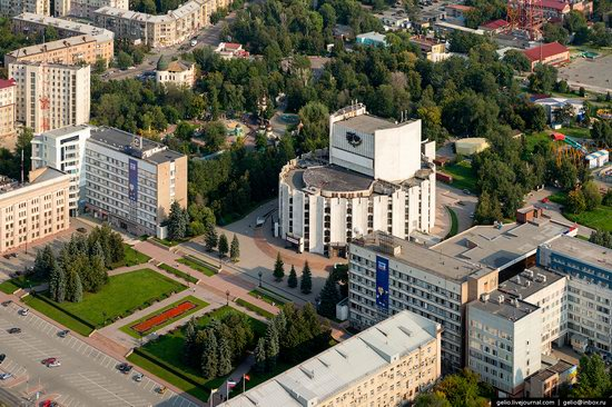 Chelyabinsk, Russia - the view from above, photo 14