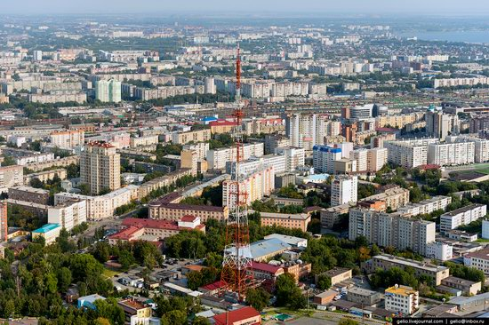 Chelyabinsk, Russia - the view from above, photo 21