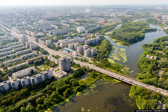 Chelyabinsk, Russia - the view from above, photo 22