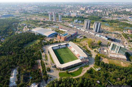Chelyabinsk, Russia - the view from above, photo 23