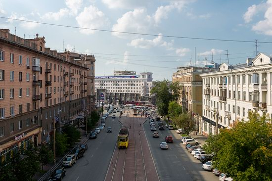 Chelyabinsk, Russia - the view from above, photo 27