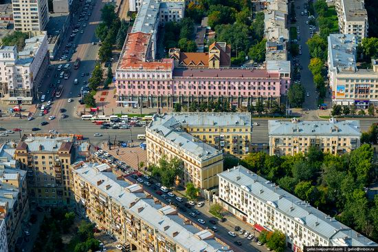 Chelyabinsk, Russia - the view from above, photo 7
