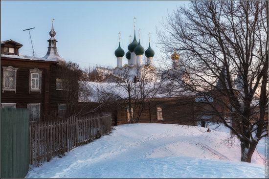 Frosty day in the Rostov Kremlin, Russia, photo 5
