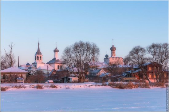 Frosty day in the Rostov Kremlin, Russia, photo 9