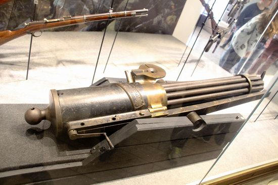 Museum of Weapons in Tula, Russia, photo 24