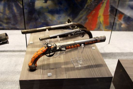 Museum of Weapons in Tula, Russia, photo 5