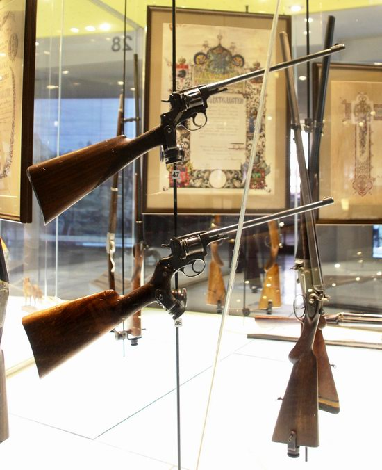 Museum of Weapons in Tula, Russia, photo 9