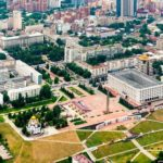 Samara – the view from above