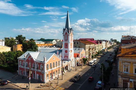 Samara, Russia - the view from above, photo 14