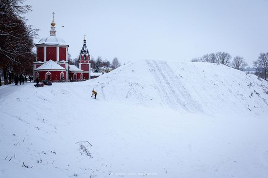 Winter in Suzdal, Russia, photo 10