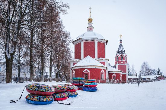 Winter in Suzdal, Russia, photo 11