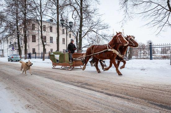 Winter in Suzdal, Russia, photo 12
