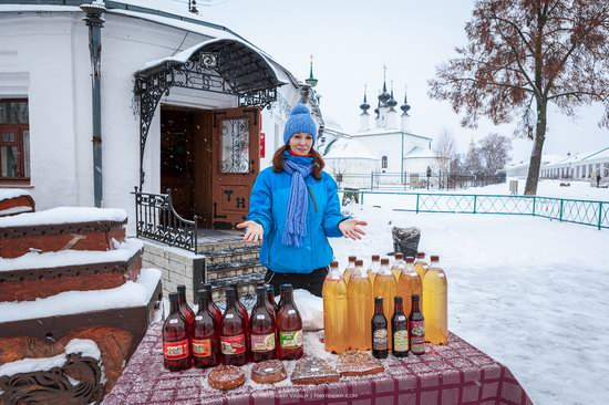 Winter in Suzdal, Russia, photo 13