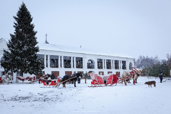Winter in Suzdal, Russia, photo 14