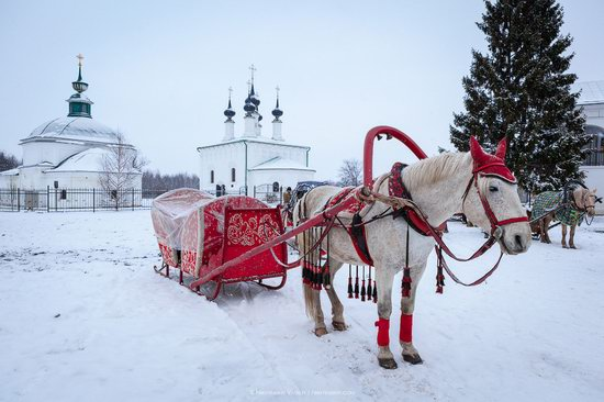 Winter in Suzdal, Russia, photo 15