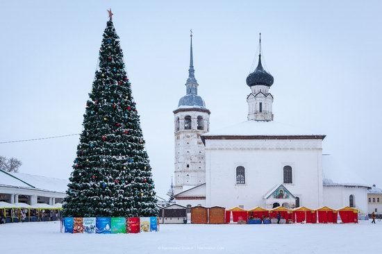 Winter in Suzdal, Russia, photo 16