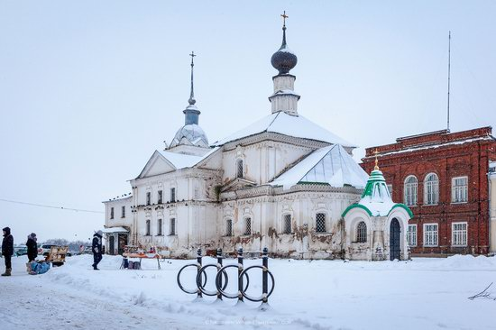 Winter in Suzdal, Russia, photo 17