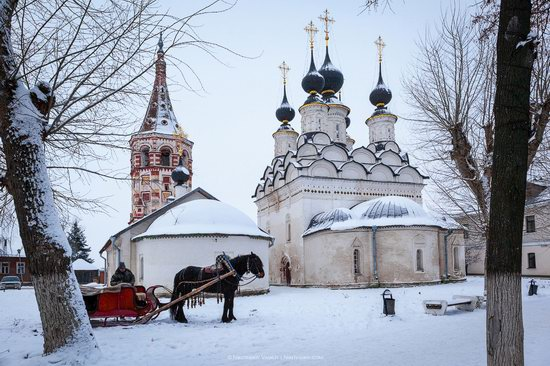 Winter in Suzdal, Russia, photo 19