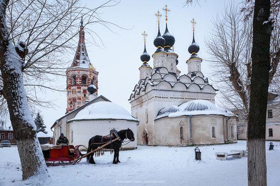 Winter in Suzdal, Russia, photo 19