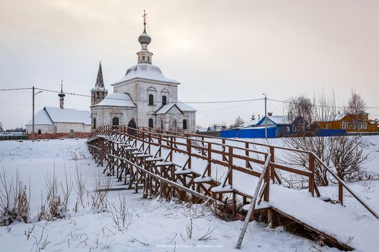 Winter in Suzdal, Russia, photo 21