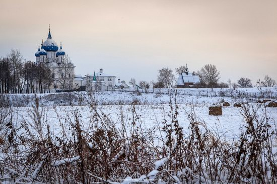 Winter in Suzdal, Russia, photo 23