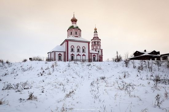 Winter in Suzdal, Russia, photo 24