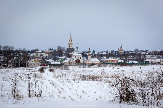 Winter in Suzdal, Russia, photo 25