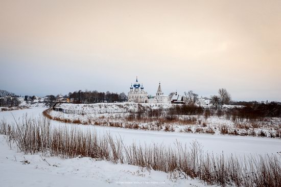 Winter in Suzdal, Russia, photo 26
