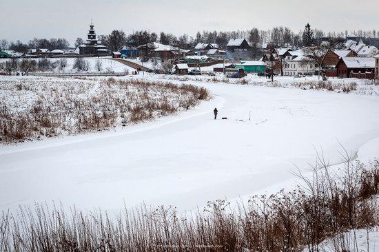 Winter in Suzdal, Russia, photo 27