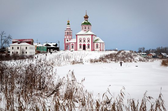 Winter in Suzdal, Russia, photo 28