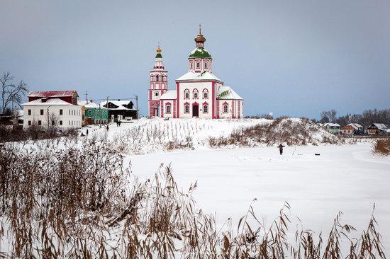 Winter in Suzdal, Russia, photo 28