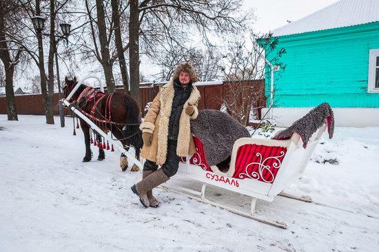Winter in Suzdal, Russia, photo 3