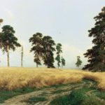 Photorealistic Paintings of Ivan Shishkin