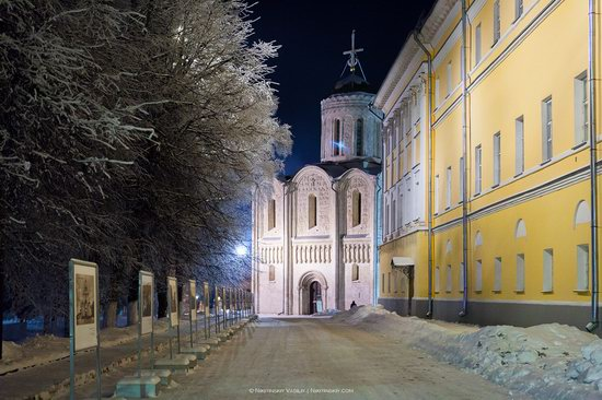 Winter in the center of Vladimir city, Russia, photo 18