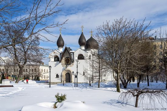 Marfo-Mariinsky Convent in Moscow, Russia, photo 1