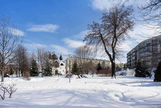 Marfo-Mariinsky Convent in Moscow, Russia, photo 15