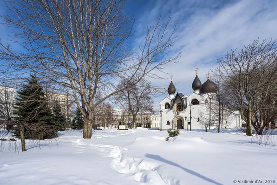 Marfo-Mariinsky Convent in Moscow, Russia, photo 17