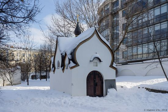 Marfo-Mariinsky Convent in Moscow, Russia, photo 18