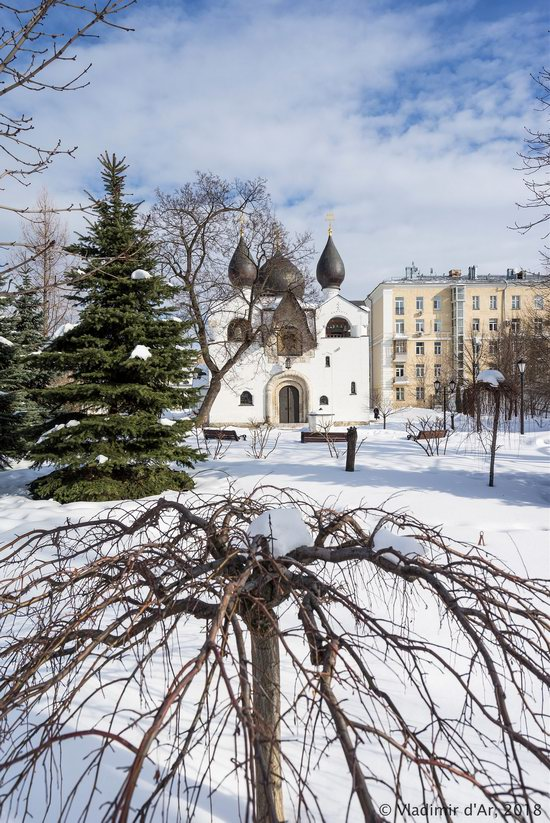 Marfo-Mariinsky Convent in Moscow, Russia, photo 19