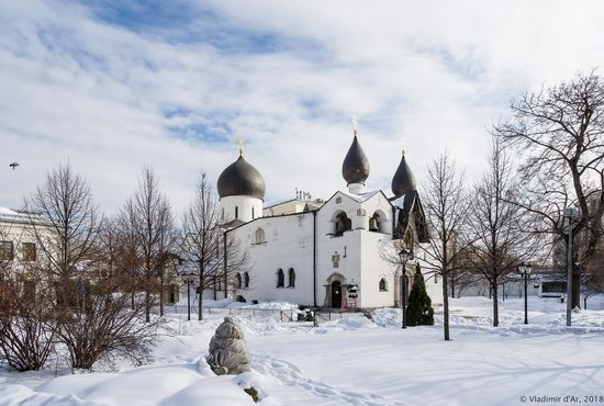 Marfo-Mariinsky Convent in Moscow, Russia, photo 20