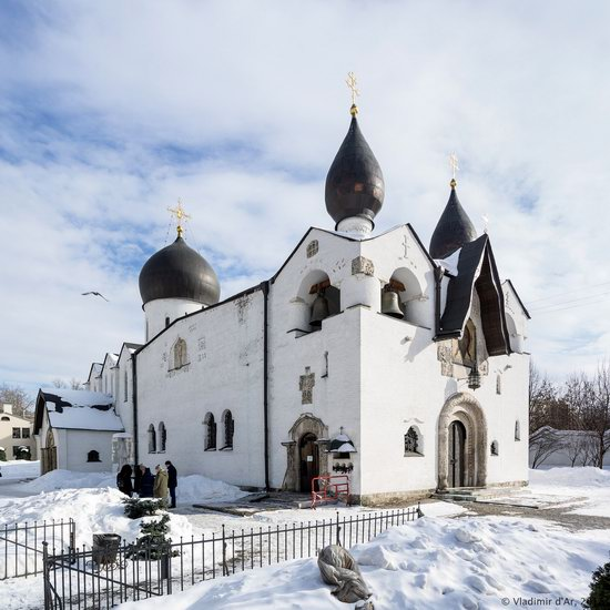 Marfo-Mariinsky Convent in Moscow, Russia, photo 21