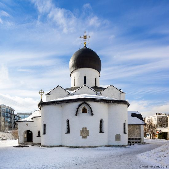 Marfo-Mariinsky Convent in Moscow, Russia, photo 5
