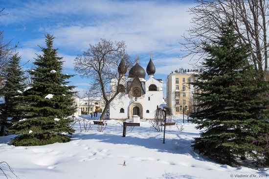 Marfo-Mariinsky Convent in Moscow, Russia, photo 9