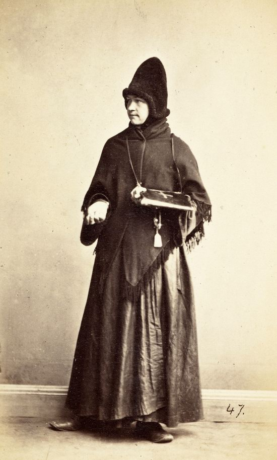 People of the Russian Empire in the 1850s-1870s, photo 10
