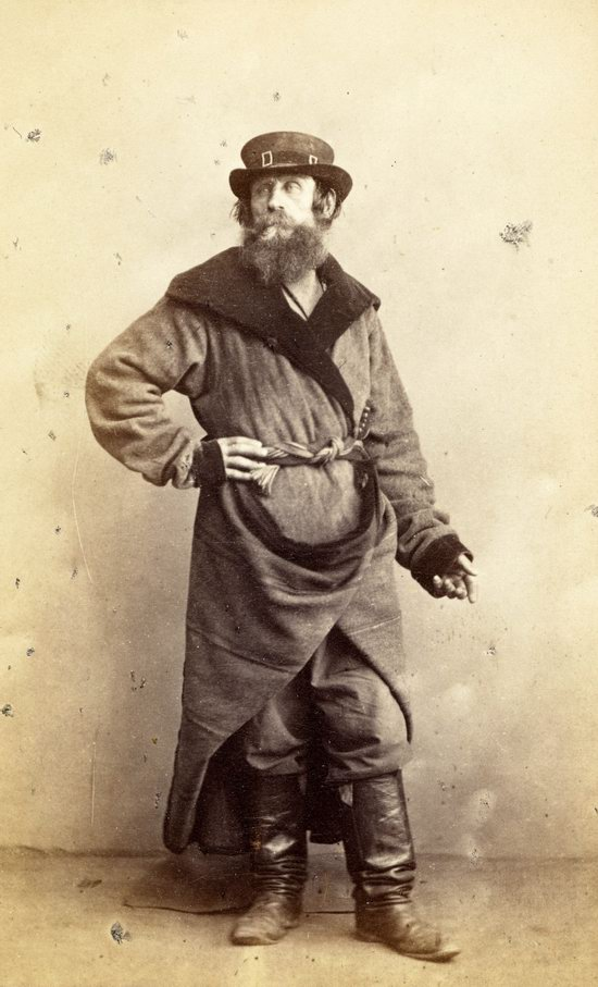 People of the Russian Empire in the 1850s-1870s, photo 12