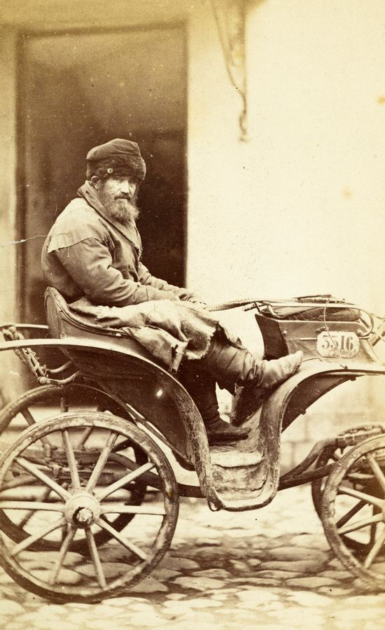 People of the Russian Empire in the 1850s-1870s, photo 13