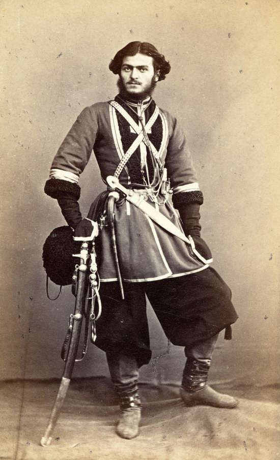 People of the Russian Empire in the 1850s-1870s, photo 16